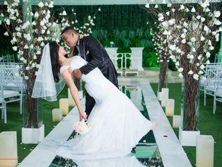 O casamento de Dayane  e Marcos