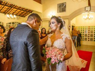 O casamento de Karolyne Camylla Costa Silva Guimarães e Shelton Linquer Naiti Guimarães 2