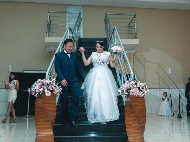 O casamento de Gustavo e Debora