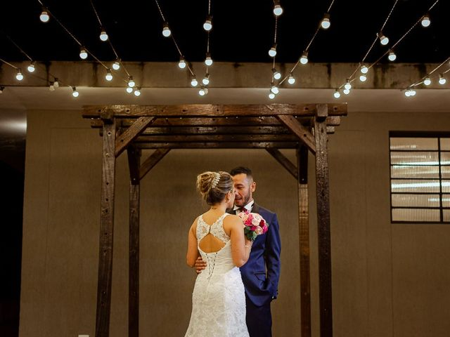 O casamento de Bianca e Eder
