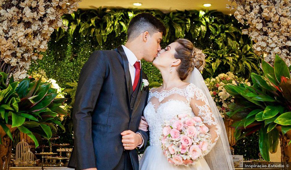 O casamento de Gustavo e Aline em Rio de Janeiro, Rio de Janeiro