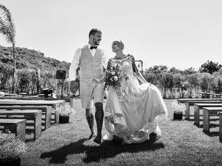 O casamento de Fabricio e Hilaree