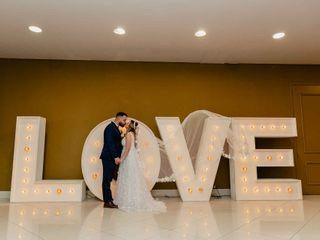 O casamento de Laryssa e Marlon