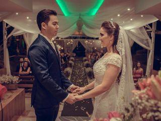 O casamento de Franciny  e Rodrigo 2