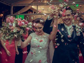 O casamento de Franciny  e Rodrigo
