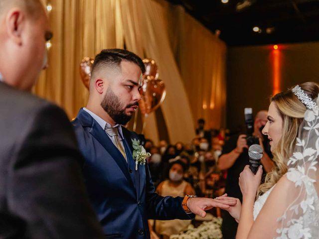 O casamento de Marlon e Laryssa em São Paulo, São Paulo 58