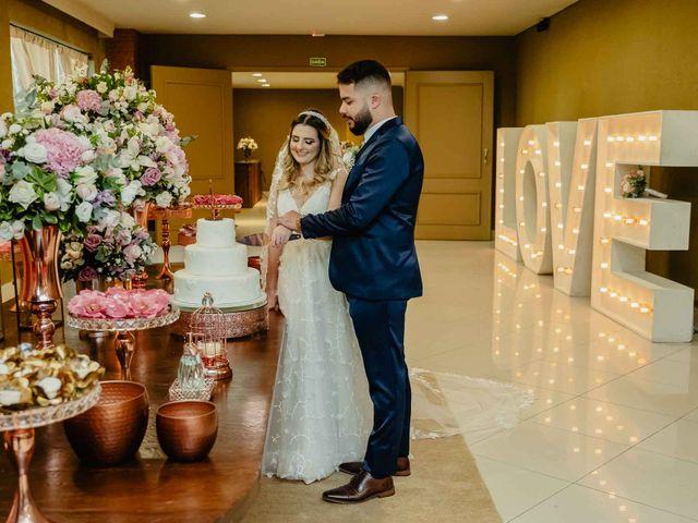 O casamento de Marlon e Laryssa em São Paulo, São Paulo 74