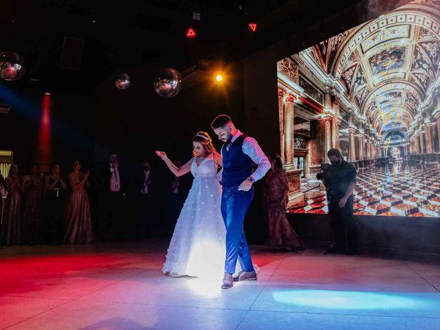 O casamento de Marlon e Laryssa em São Paulo, São Paulo 78