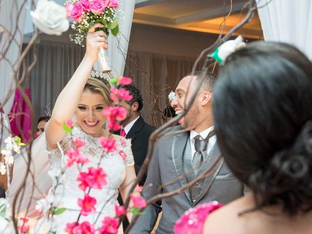 O casamento de Camila e Anderson