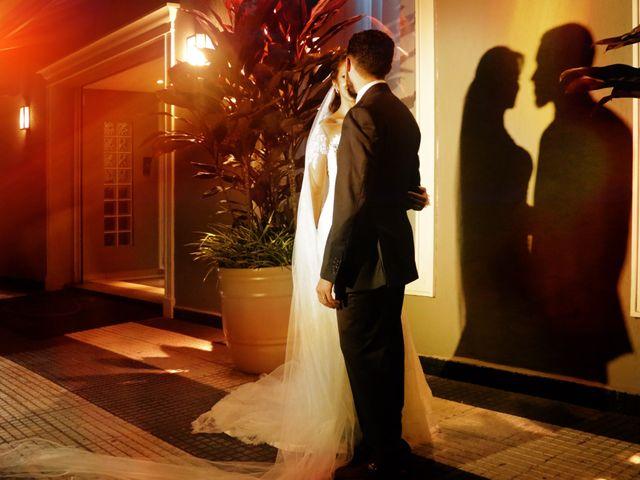 O casamento de Camila e Luiz