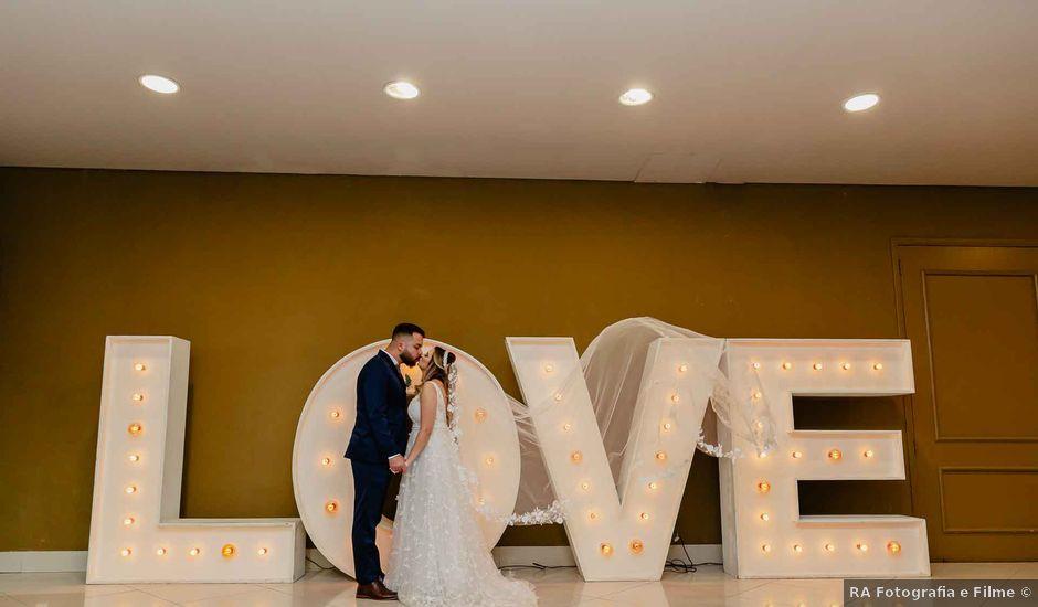 O casamento de Marlon e Laryssa em São Paulo, São Paulo