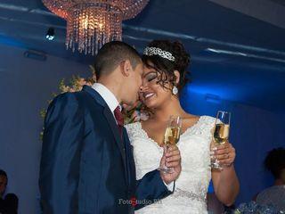 O casamento de Thays  e Fabiano