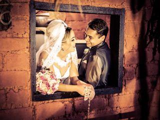 O casamento de Maynara e Sergio