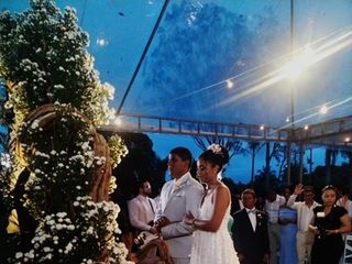O casamento de Julia e Fernando 1