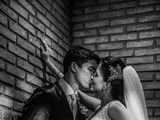 O casamento de Lorena e Natan