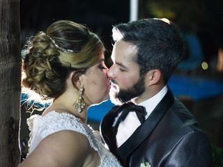 O casamento de Victor e Eloá