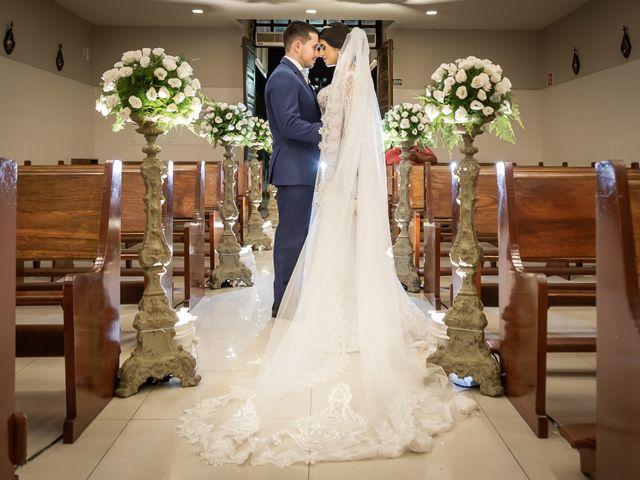 O casamento de Cyndi e Igor