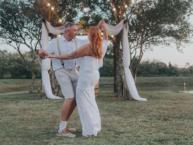 O casamento de Juliana e Anderson