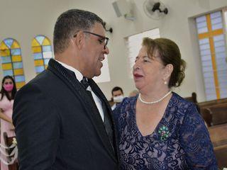 O casamento de Cláudio de Sá e Claudinéia Costa de Sá 3