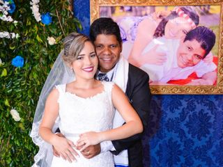 O casamento de Rayra e Ricardo
