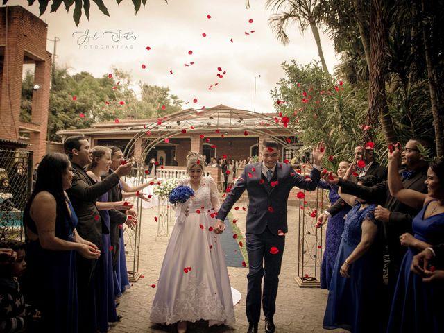 O casamento de Letícia e Kayque