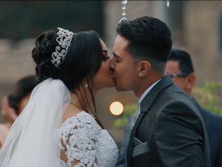 O casamento de Stefane e Rodrigo