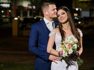 O casamento de Gabriela e Saulo