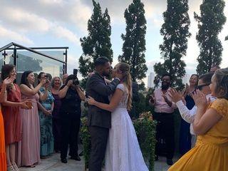 O casamento de Bruna e Ivan 1