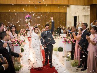 O casamento de Juciara e Fernando