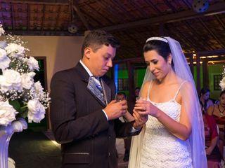 O casamento de Renata e Heslly
