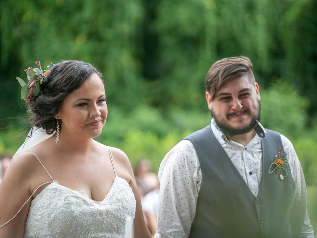 O casamento de Beatriz e Nasser