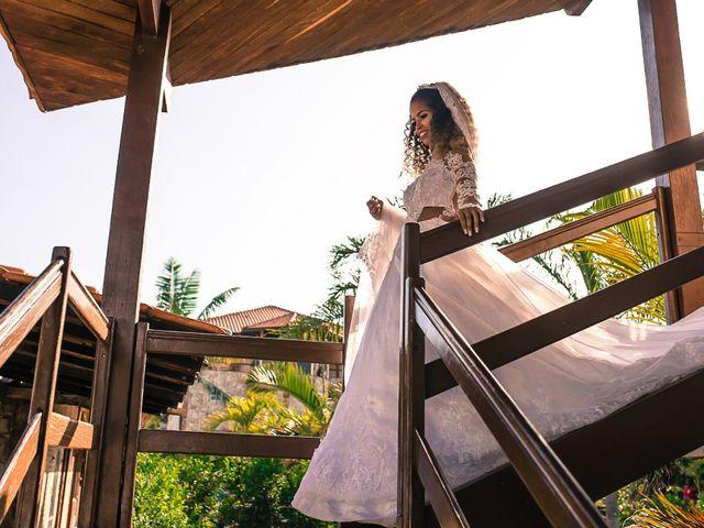 O casamento de Gabriel e Raquel em Rio de Janeiro, Rio de Janeiro 1
