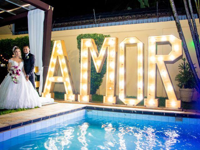 O casamento de Luana e Gustavo