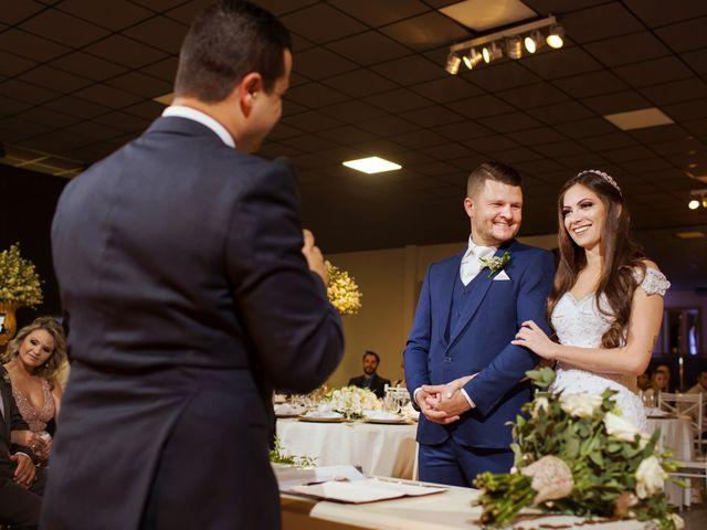 O casamento de Saulo e Gabriela em Tijucas, Santa Catarina 1