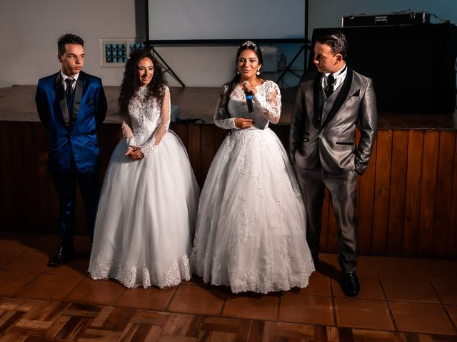 O casamento de Ana e Dani e Sandro e Chrystian
