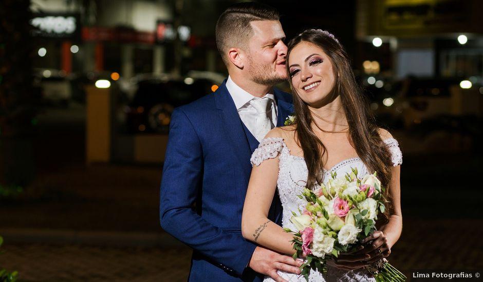 O casamento de Saulo e Gabriela em Tijucas, Santa Catarina