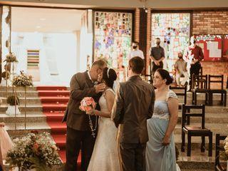O casamento de Felipe e Camila 1