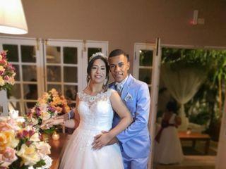 O casamento de Tainara e Alef 1