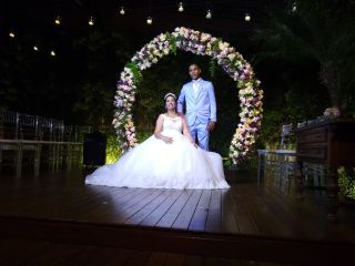 O casamento de Tainara e Alef