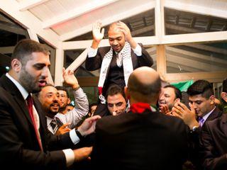 O casamento de Nour e Sabry 3