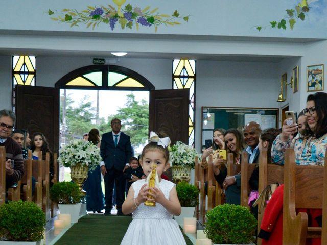 O casamento de Emerson e Francislaine em São José dos Pinhais, Paraná 29