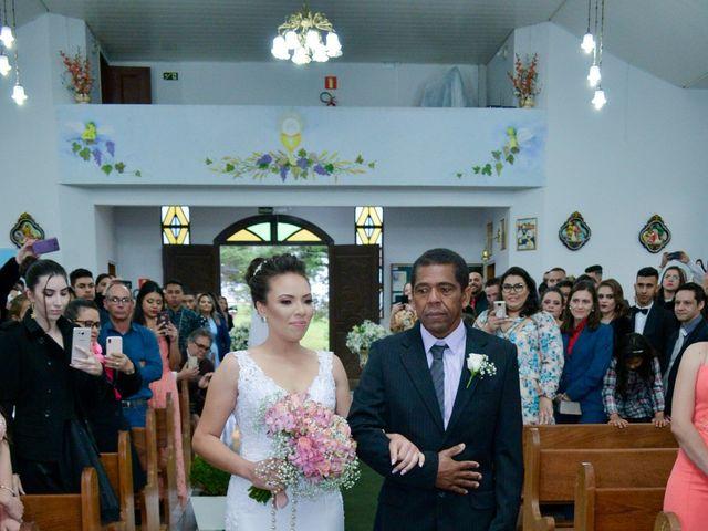 O casamento de Emerson e Francislaine em São José dos Pinhais, Paraná 37