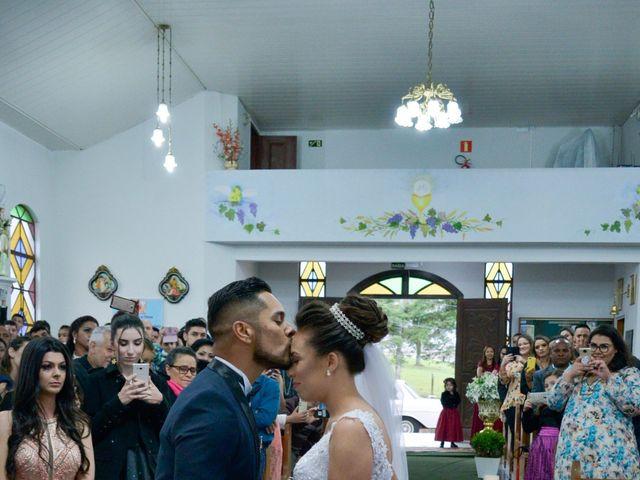 O casamento de Emerson e Francislaine em São José dos Pinhais, Paraná 38