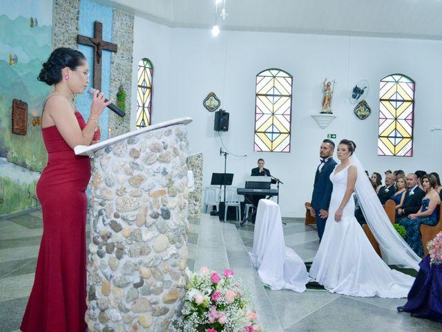 O casamento de Emerson e Francislaine em São José dos Pinhais, Paraná 40