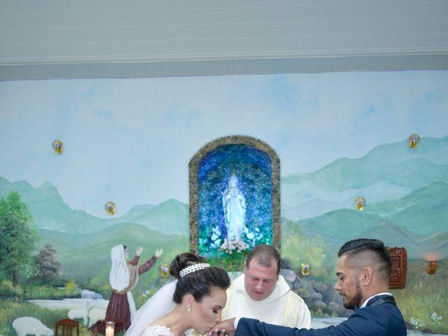 O casamento de Emerson e Francislaine em São José dos Pinhais, Paraná 47