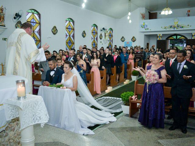 O casamento de Emerson e Francislaine em São José dos Pinhais, Paraná 54