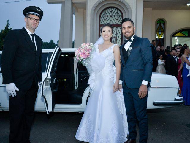 O casamento de Emerson e Francislaine em São José dos Pinhais, Paraná 59