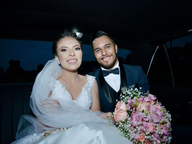 O casamento de Emerson e Francislaine em São José dos Pinhais, Paraná 60
