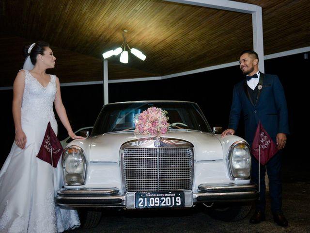 O casamento de Emerson e Francislaine em São José dos Pinhais, Paraná 69