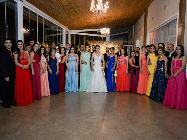 O casamento de Emerson e Francislaine em São José dos Pinhais, Paraná 75
